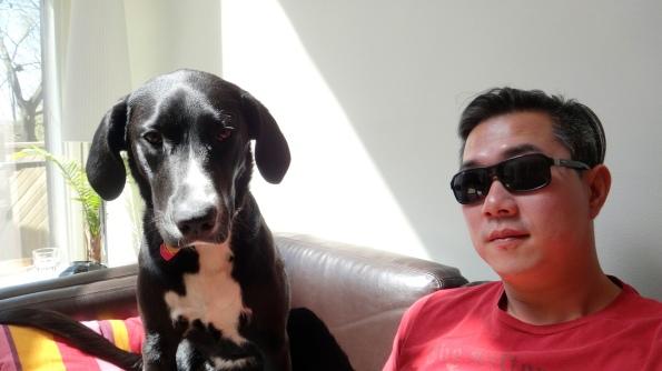 Nina Cão!